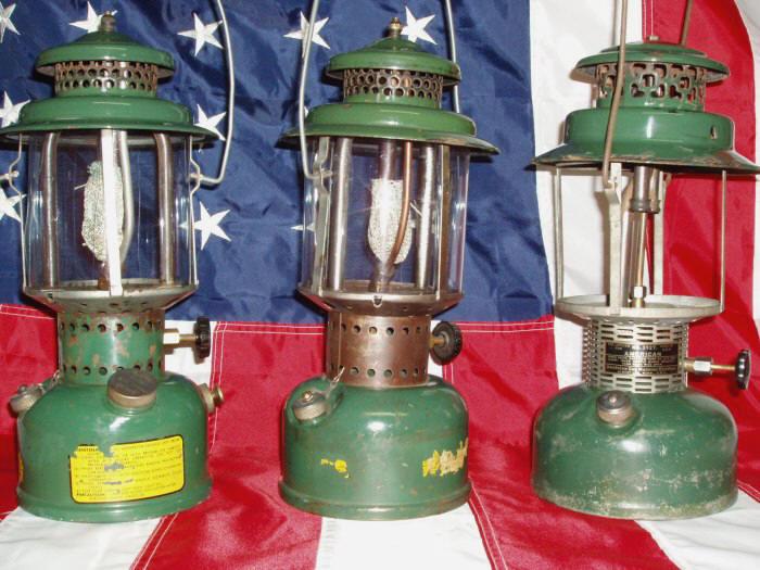 Eclairage : la lampe à pétrole JF%20Coleman%20&%20American%20Gas%20Machine%203927%20